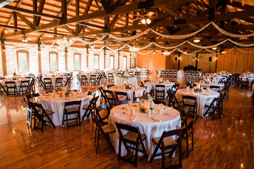 Stone Hall reception