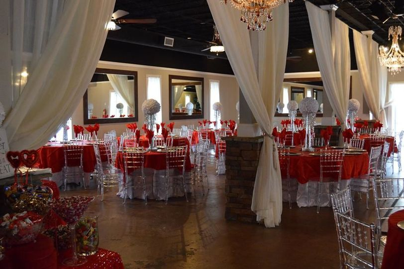 Chrystal Ballroom     Elysium Event Center