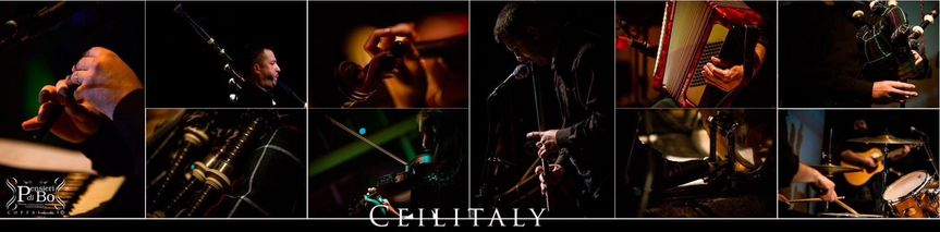 Scottish music in Italy