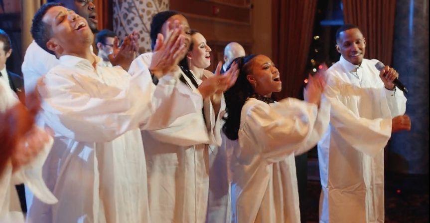 Chicago gospel choir