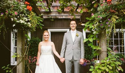 Seattle Bride - Robinswood House