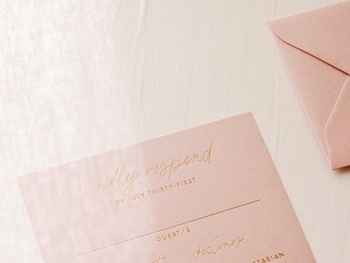 Tmx Papercrush Delicate Reply Card Design 51 1968449 162022462220777 Nashville, TN wedding invitation