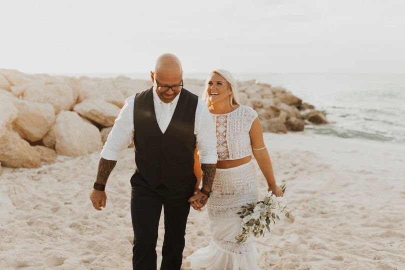 Bimini wedding MUA