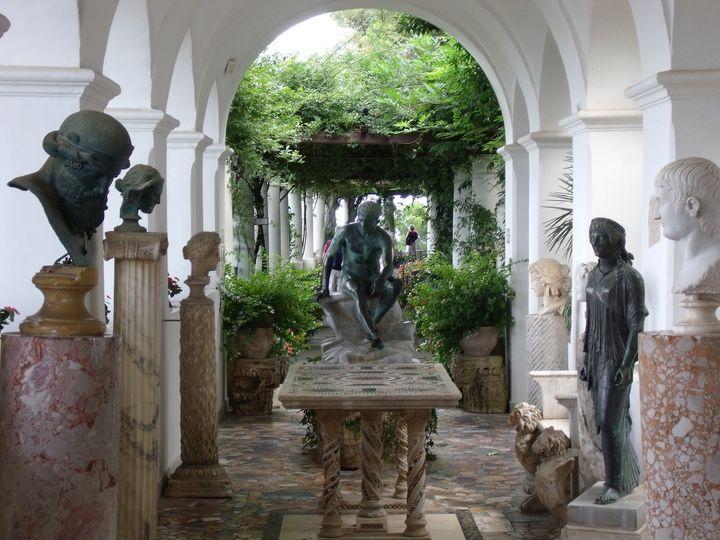 loggia delle sculture