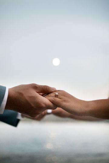 Hands in the Moonlight