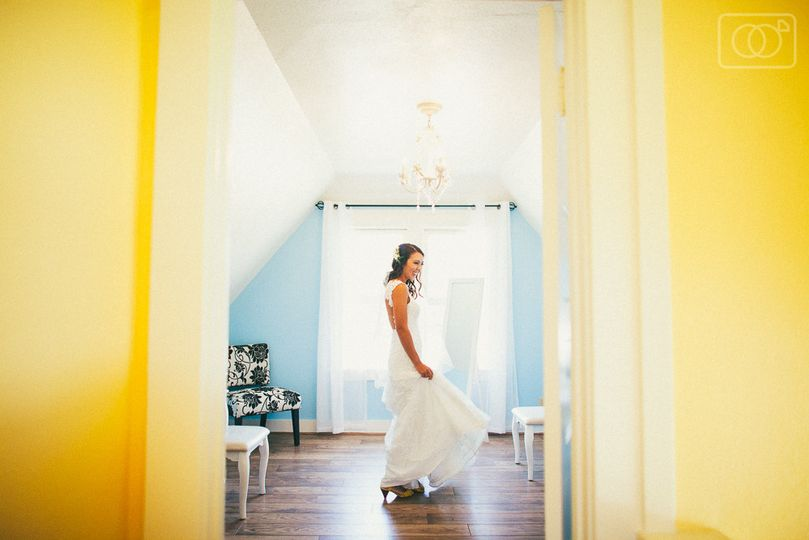 bridal yellow