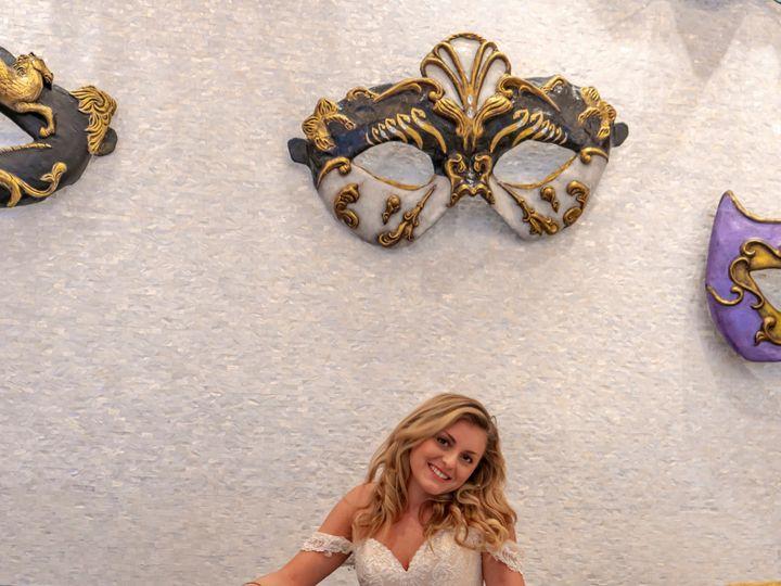Tmx Bride On Mask Wall Close Up Large 51 1150549 159292015118211 New Orleans, LA wedding venue