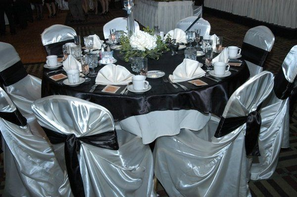 All an overlay to your tables for a bolder look!