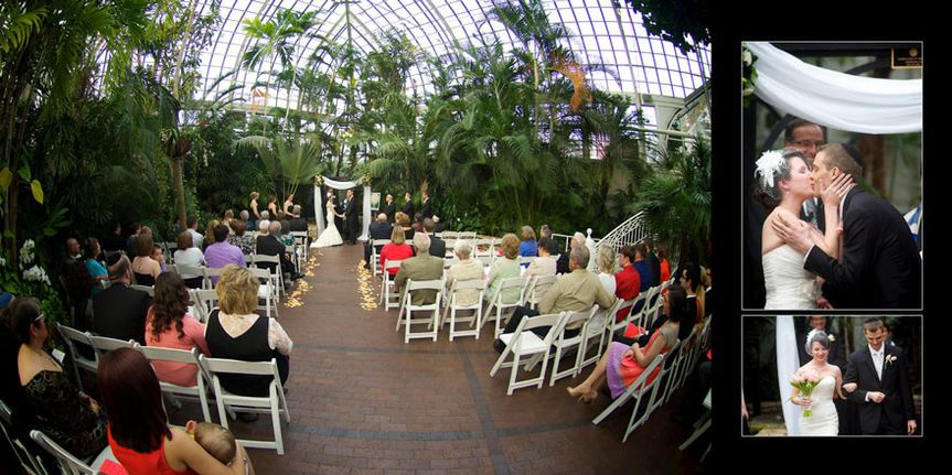 franklin park conservatory wedding album 07