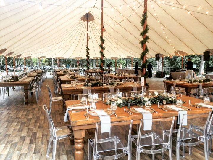 Tmx 1514554127060 Keane Eye Wedding Tent Stamford wedding venue