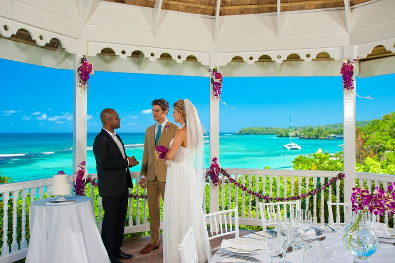 Sandals Resorts- Jamaica