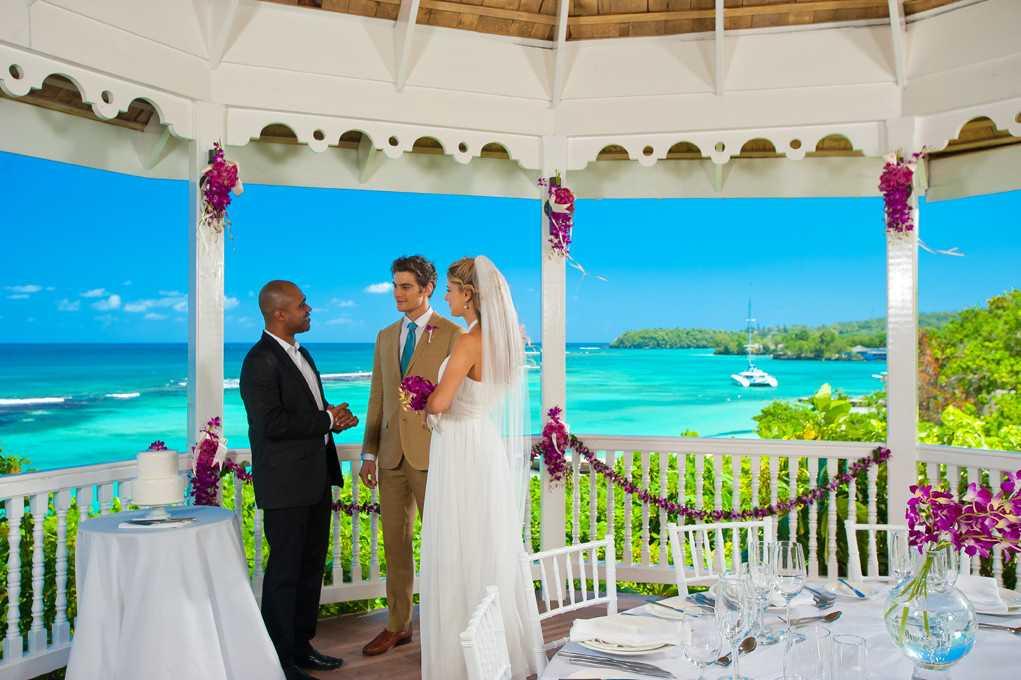 Sandals Resorts- Jamaica