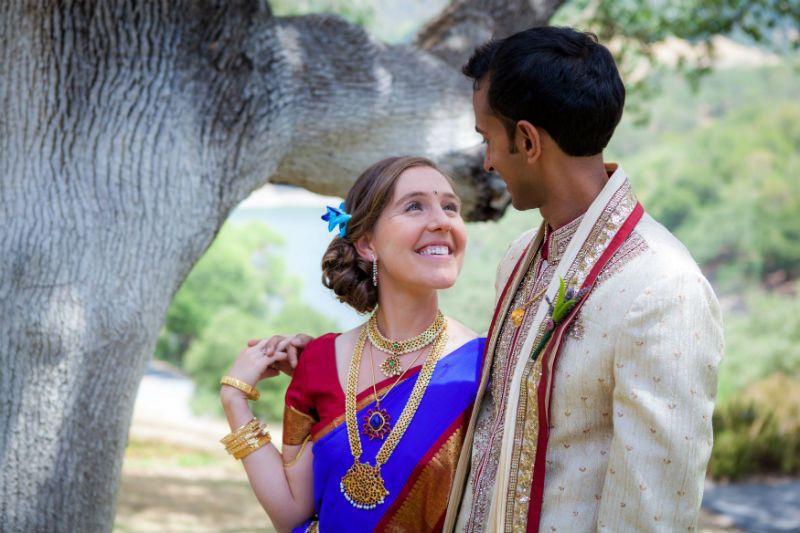 Ruth and Vijay