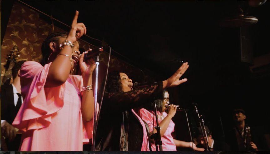 Beautiful singers