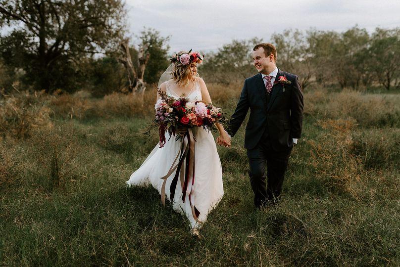 Kerlyn Van Gelder: The happy couple