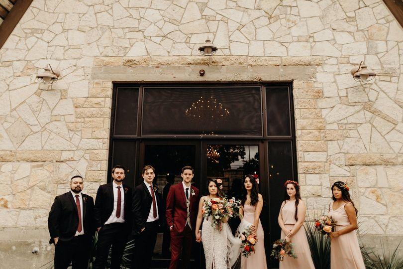 Gloria Goode Photography: The wedding party