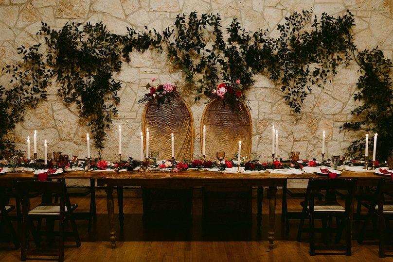 Kerlyn Van Gelder: Romantic decor