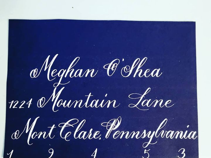 Tmx Envelope 51 1653549 160364140980843 Mont Clare, PA wedding invitation