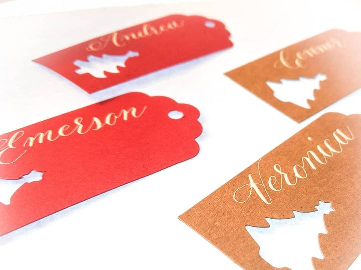 Tmx Gift Tags 51 1653549 160364141441663 Mont Clare, PA wedding invitation