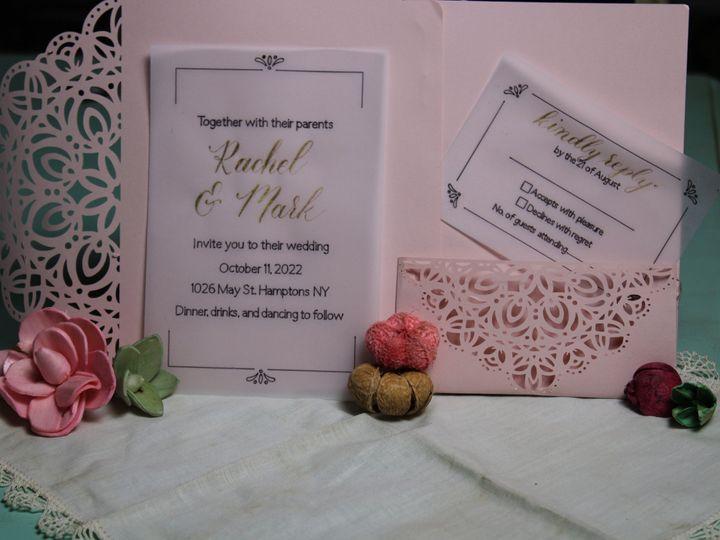 Tmx Img 1234 51 1653549 160479230434379 Mont Clare, PA wedding invitation