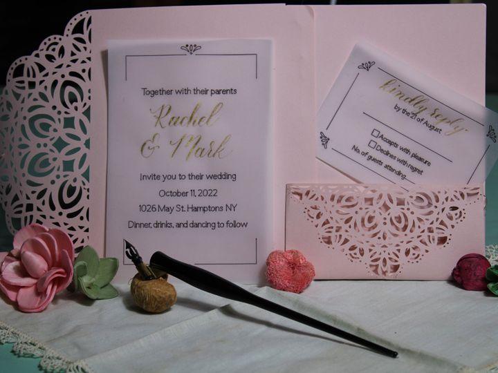 Tmx Img 1242 51 1653549 160479229168371 Mont Clare, PA wedding invitation