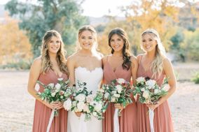 Blush + Bridal Hair and Makeup Team