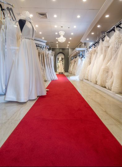 Carle Place gowns