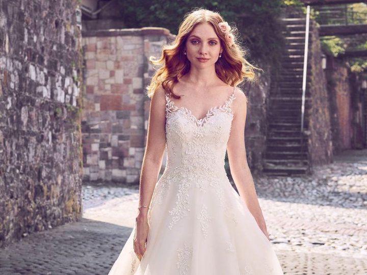 Tmx 1515791383 2334a65514cca4dd 1515791381 8683db39f80a6d73 1515791433608 17 Maggie Sottero Am New York, NY wedding dress