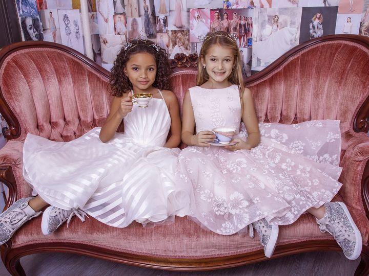 Tmx 1515791383 23cf6bf38f9c15f0 1515791380 Cb0596ee5c47008f 1515791433606 14 La Petite Hayley  New York, NY wedding dress