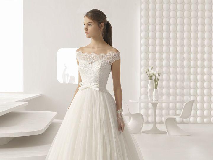 Tmx 1515791387 90e887898f2649b0 1515791384 75dc7dffd8ab5e57 1515791433613 21 Rosa Clara ALCANT New York, NY wedding dress