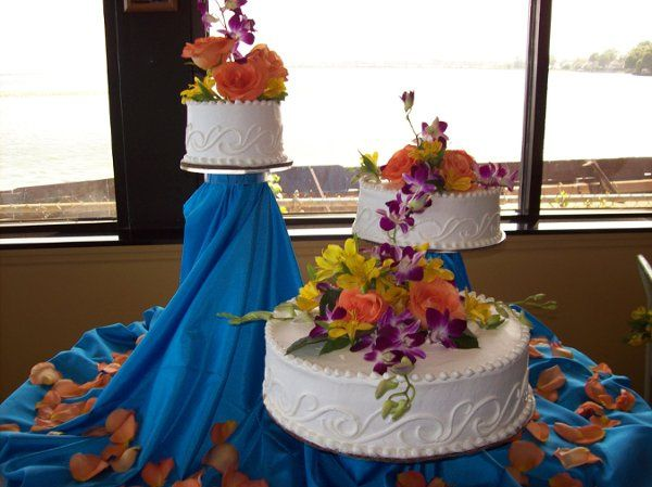 Cake Decorating Store Shelby Twp Mi : MILITELO S BAKERY - Wedding Cake - SHELBY TWP., MI - WeddingWire