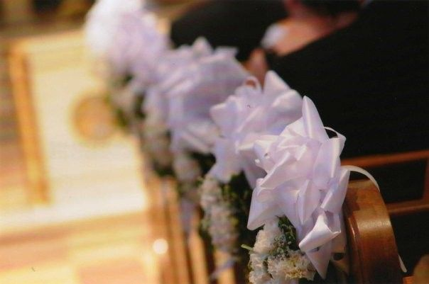 Tmx 1369071080954 Pew Bows Philadelphia, PA wedding florist