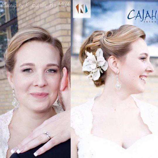 Cajah Salon Beauty Health Saint Paul Mn Weddingwire
