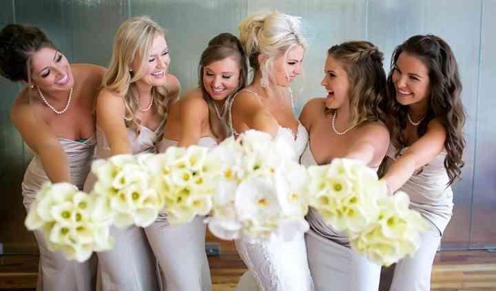 Bridal Makeup and Hair by Lisa Leming