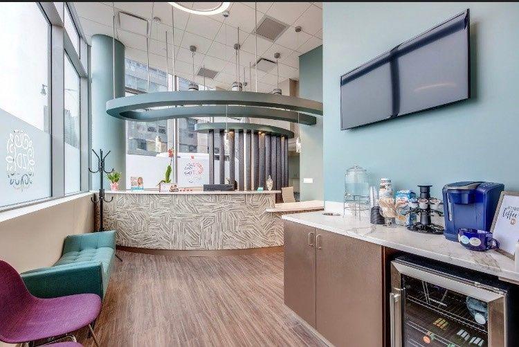 Zara Dental-  reception