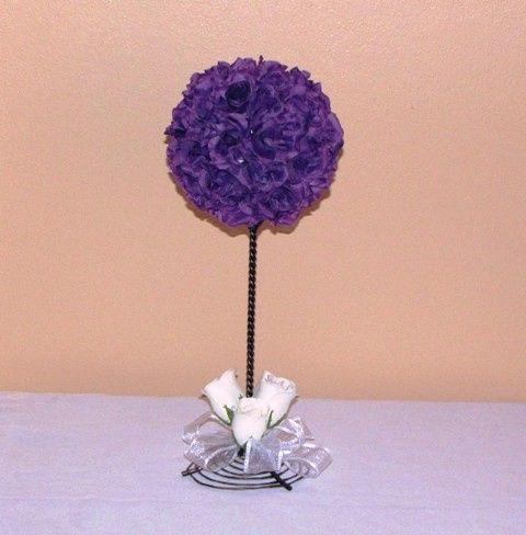 Tmx 1414174301534 7in Pomander Topiary 2 Tampa wedding florist