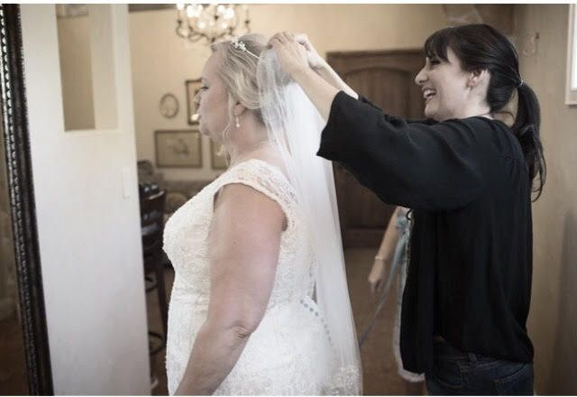 Putting the veil on