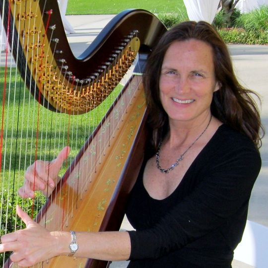 Harpist Christine MacPhail - Wedding Harp Music