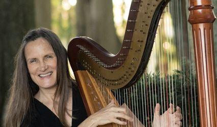 Harpist Christine MacPhail