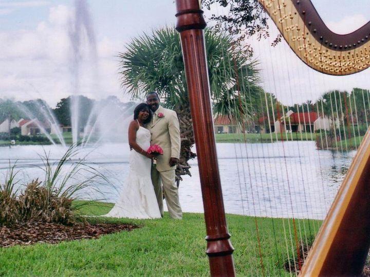Tmx 1354903479454 OrangeLakeweddingSwanLake Orlando, Florida wedding ceremonymusic