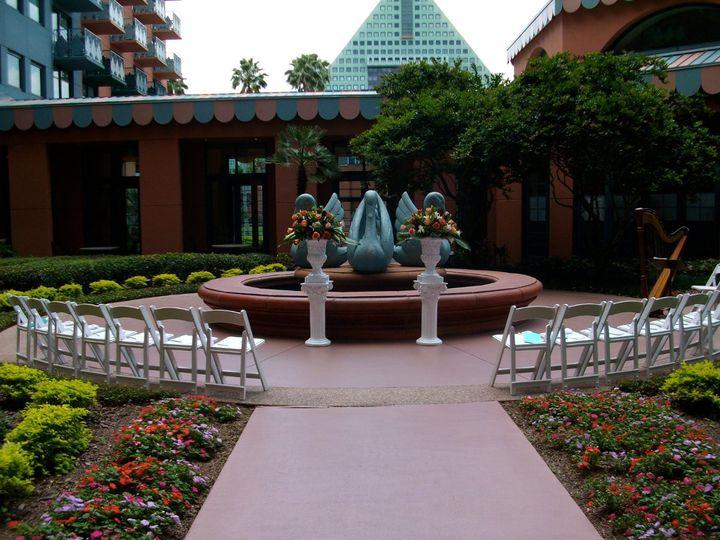 Tmx 1354932066137 2011MayWestCourtyard Orlando, Florida wedding ceremonymusic