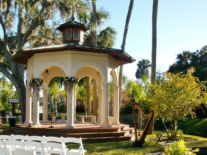 Tmx Gazebo 51 18549 Orlando, Florida wedding ceremonymusic