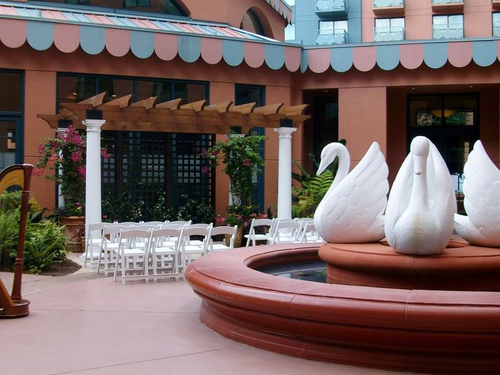 Tmx West Courtyard 51 18549 Orlando, Florida wedding ceremonymusic