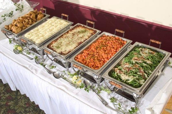 Classic buffet