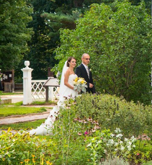 The Salem Towne Garden