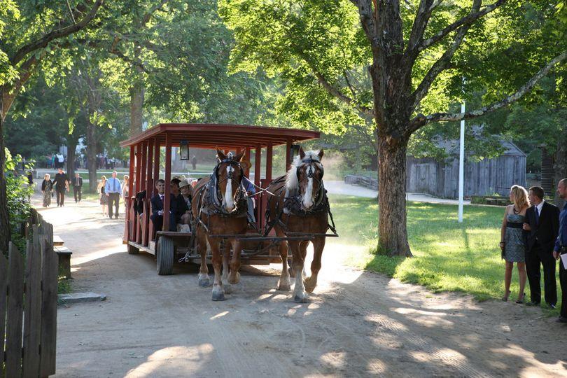 Ceremony transportation