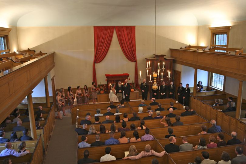 The Center Meetinghouse