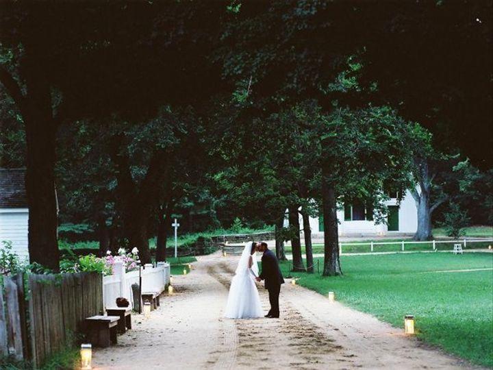 Tmx 1244175376562 Candlelitpathway Sturbridge, MA wedding venue