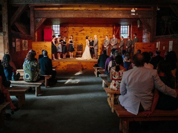 Tmx 1428423325665 Barn Ceremony Sturbridge, MA wedding venue