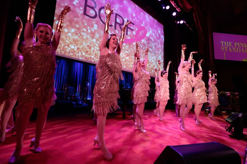 Dancers for the BCRF!